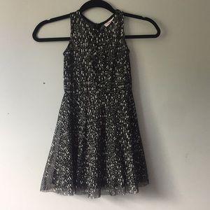 Girls size 7 fancy dress
